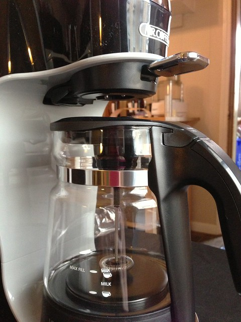 Mr Coffee Latte machine