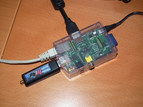 The Funcube Dongle Pro and Pro+ on the Raspberry Pi - OZ9AEC