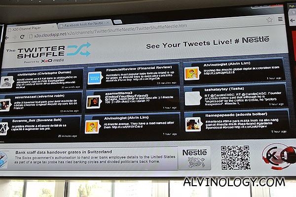 Twitter monitoring