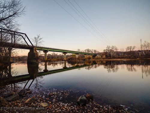bridge landscape virginia unitedstates jamesriver cartersville cumberlandcounty d7000 cumberlandcountyvirginia pauldiming cartersvillebridge cartersvillevirginia oldcartersvillebridge