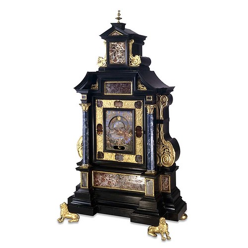 013-Reloj para mesa de noche por Pietro Tommasi Campani-© Trustees of the British Museum
