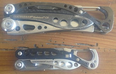 Leatherman Upgrade or Downgrade + Hack by mikeysklar