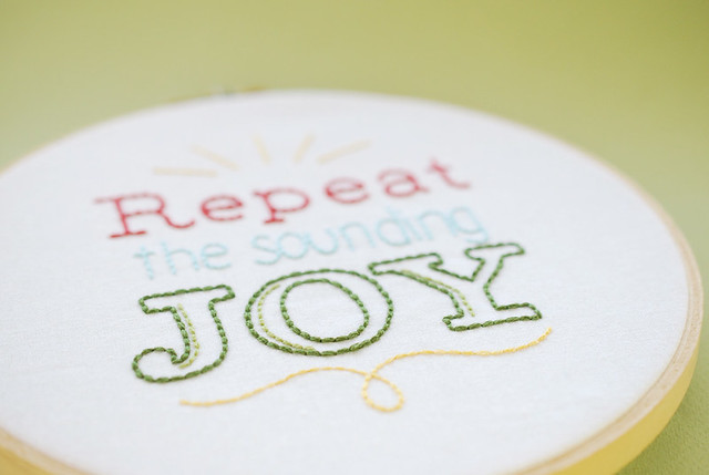 Joy to the World Lyric Patterns