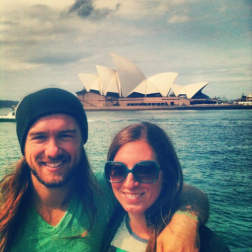 brook and katie reeves australia sept 2012