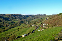 Shibden Valley from Howes Lane
