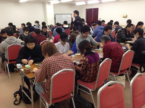 GPT Singapore - Chiba 2nd : Hall