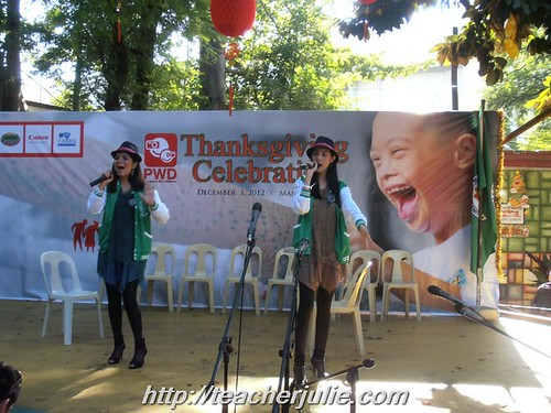 PWD Thanksgiving Celebration at Manila Zoo