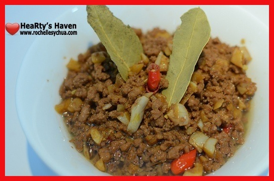 Chili Ground Beef