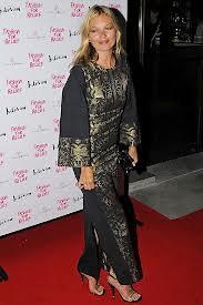 Kate Moss Orient Trend Celebrity Style Women's Fashion
