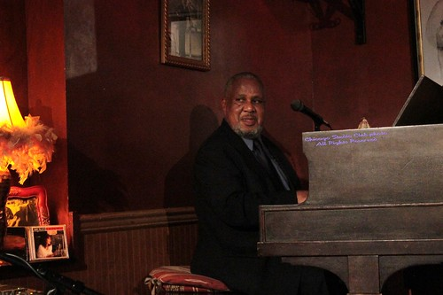 Chicago Studio Club 2012 photo of Willie Pickens