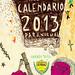 Calendario Paranormal 2013 by Géor