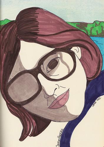 Carolyn Pappas by Hank V