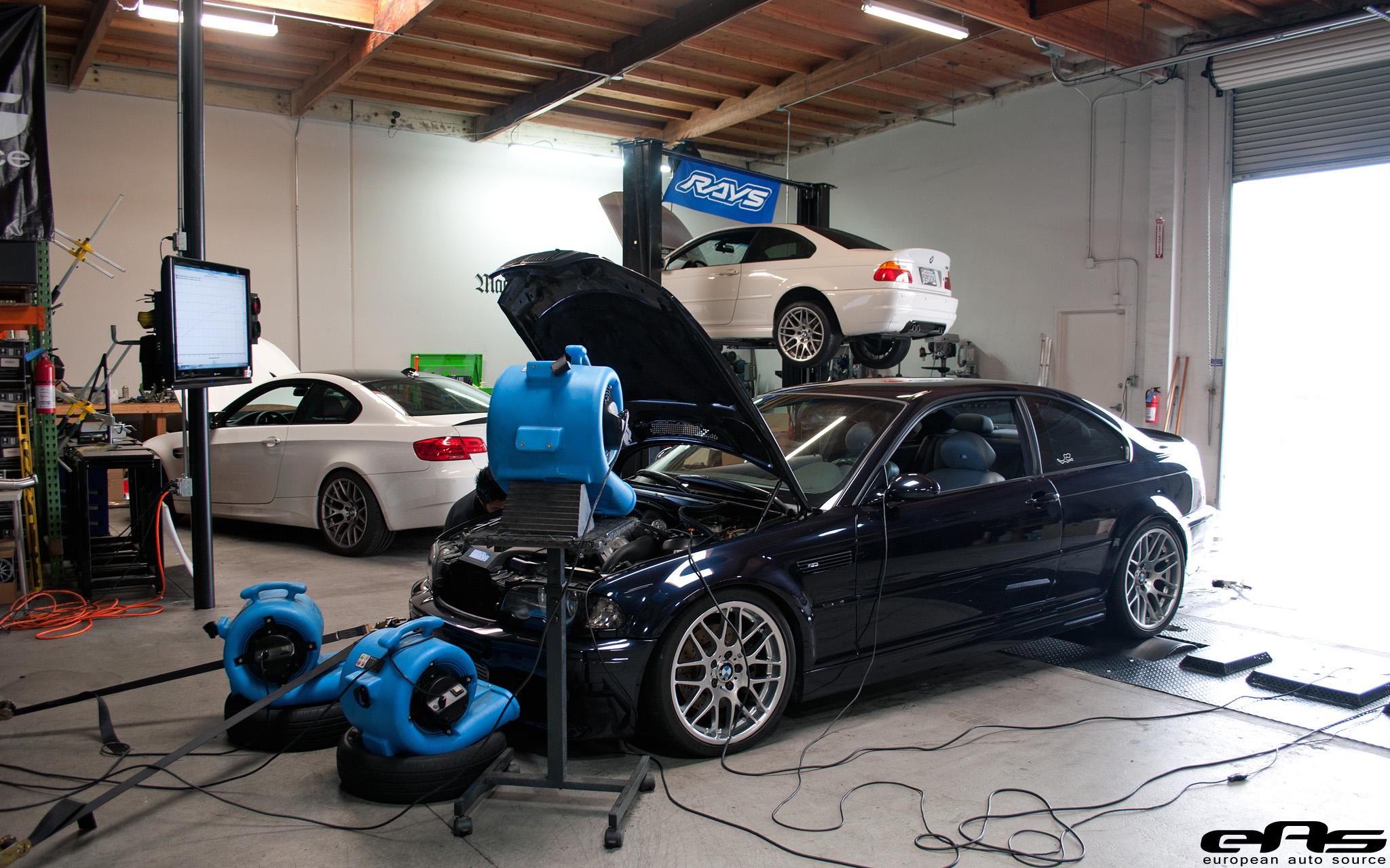 ESS VT2-500 E46 M3 Supercharger Installation | BMW ...