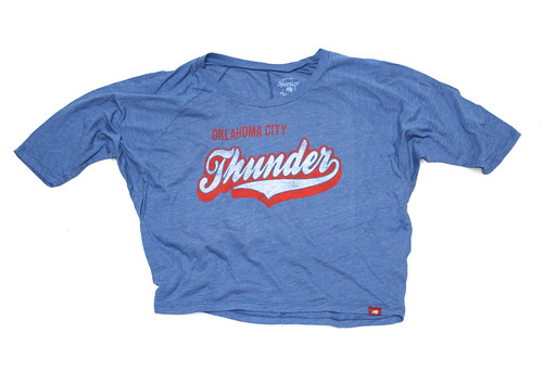 OKC THUNDER BAILEY SHIRT BY SPORTIQE