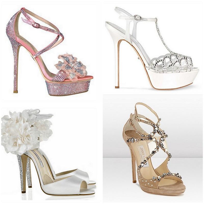 Fabulous Bridal Shoes
