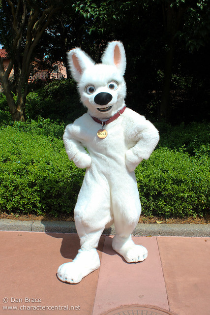 Happy 5th Birthday Bolt Disney Character Central Blog