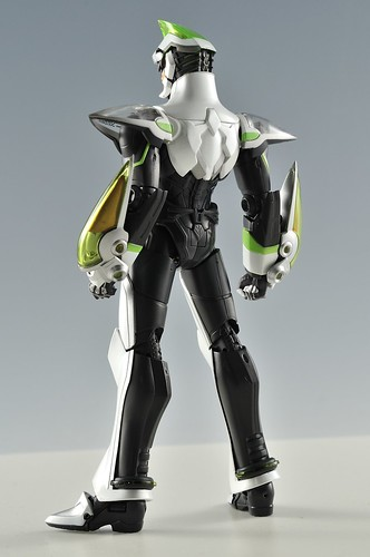S.H.Figuarts ワイルドタイガー Face Open Ver.