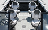 Starcraft Fishmaster Stern Seating Area