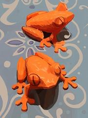[フリー画像素材] グラフィック, イラスト・CG, グラフィック - 動物, 蛙・カエル ID:201212110400