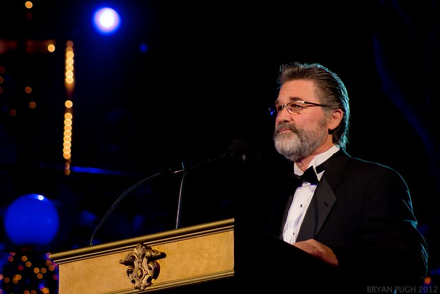 Kurt Russell - 2012 Disneyland Candlelight Ceremony