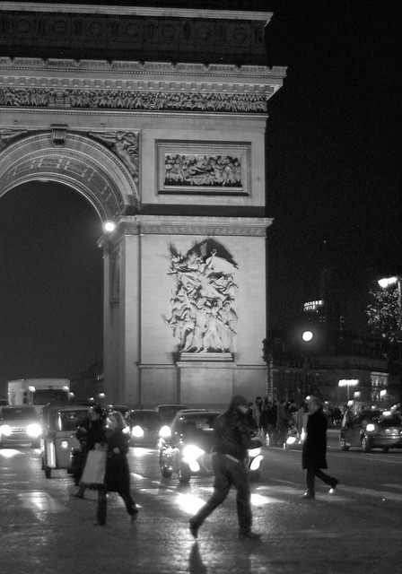 Paris_Arc de Triomphe