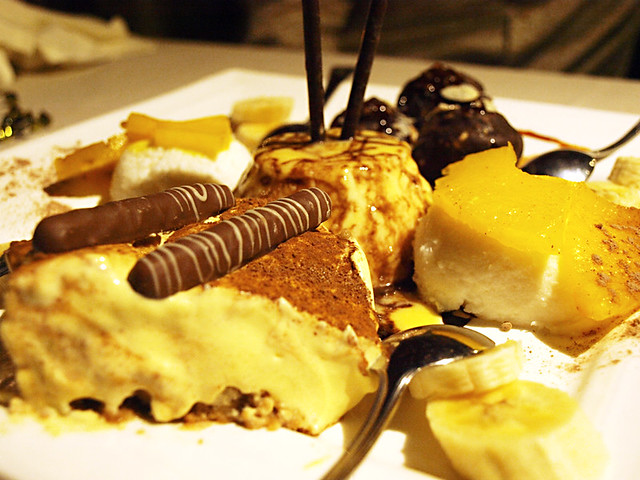 Selection of Postres, Mil Sabores, Puerto de la Cruz, Tenerife