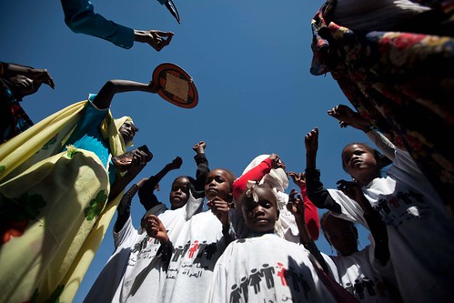 Sixteen Days of Activism Against Gender Violence Zero Tolerance by UNAMID Photo