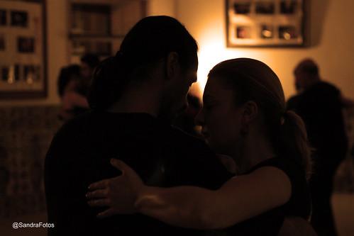 Noite Quente com Tango na Rua by SandraFotosPortfolio