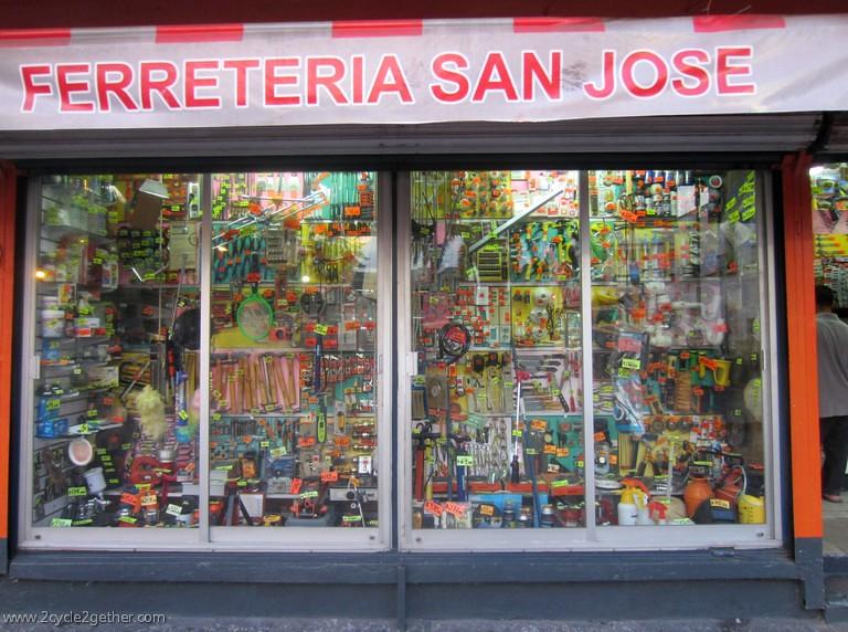 Ferreteria = Hardware Store, Guadalajara