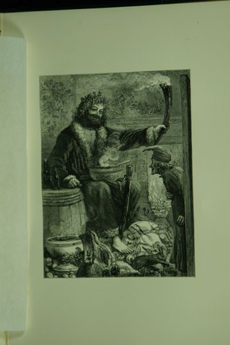 Illustrated edition of A Christmas Carol