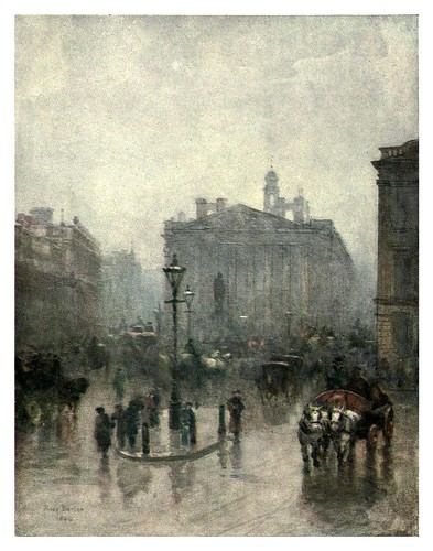 006-The Royal exchange-Familiar London (1904)-Rose Barton