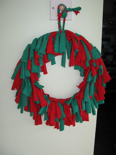 Christmas wreath?