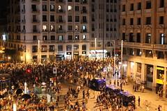 Protestas del 11 de Julio en Madrid
