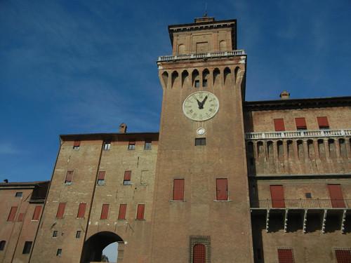 DSCN3692 _ Castello Estense, Ferrara, 17 October