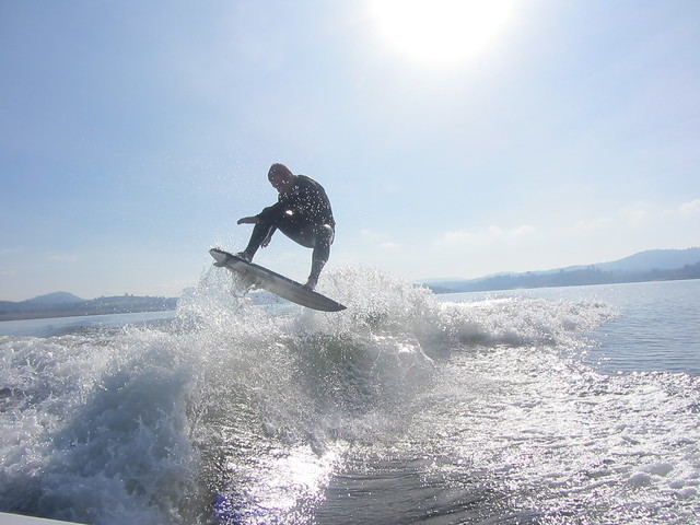 Early December Wakesurfing 036