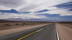 el barreal de leoncito highway