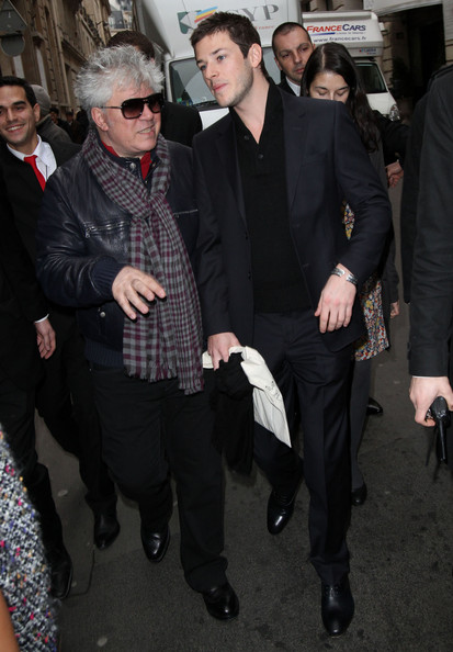 Gaspard+Ulliel+Pedro+Almodovar+Celebrities+fJutWIjGB8tl