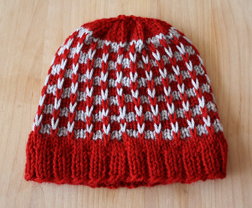 Slip Stitch Hat