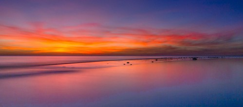 ocean longexposure sunset vacation beach gulfofmexico nature water landscape coast sand gulf florida dusk nightfall siestakey