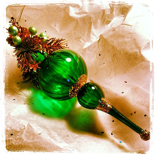 #FMSphotoaday December 14 - Something green