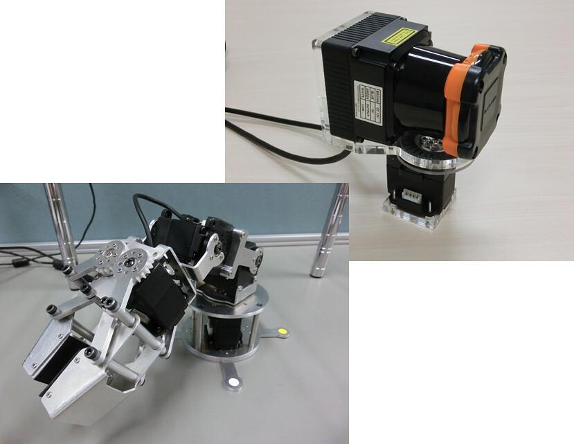 Futaba製サーボモータRSシリーズ制御用RTC