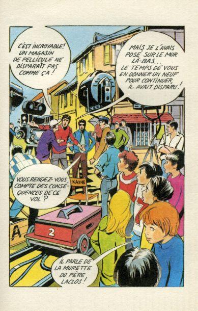 Les Sept font du cinéma, by Evelybe LALLEMAND -image-50-150
