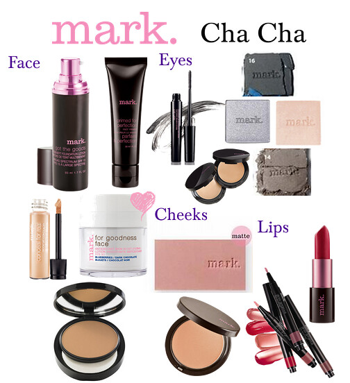 Livingaftermidnite: mark. Makeup Monday: Cha Cha