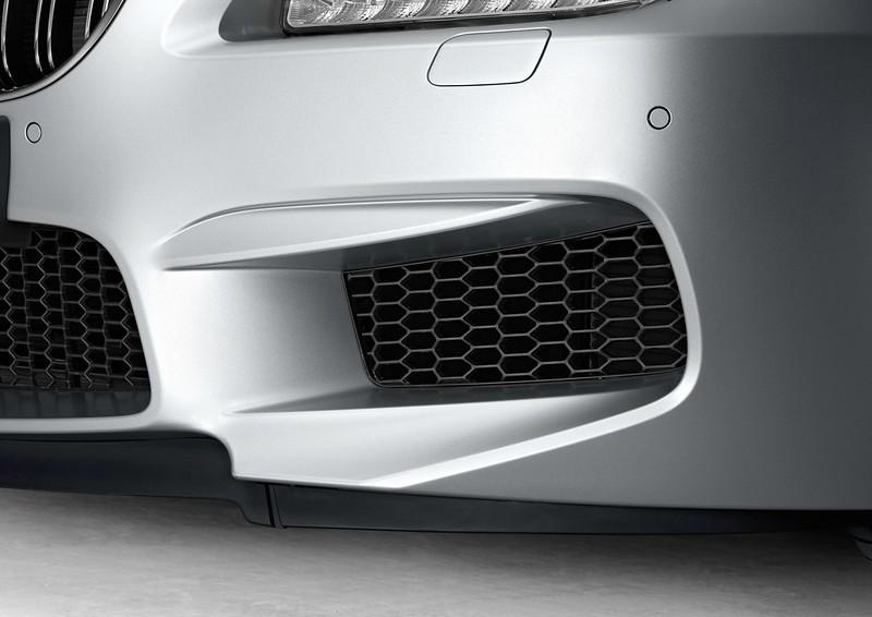 2013 m6 gran coupe front bumper intake port