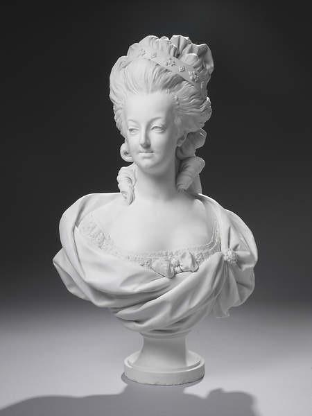 Bust of Marie-Antoinette