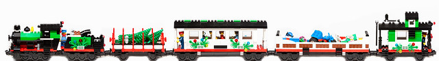 LEGO Holiday Train