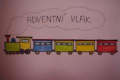 Adventní vlak