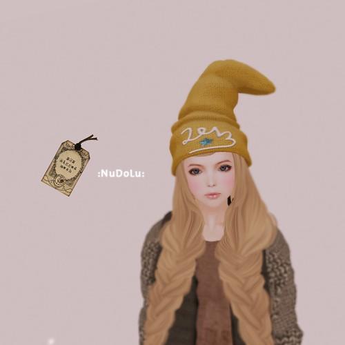 NuDoLu Bonnet de 2013 LB AD