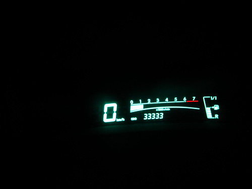 33333 kilomètres!