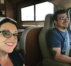 Home bound- We're coming kitties (& Stormy😉) #castawayrvoc2016 #vacationsover #homeiswhereyouparkit #herewecomekitties